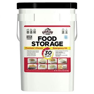 Augason Farms 30-Day 1-Person Emergency Food Supply 12