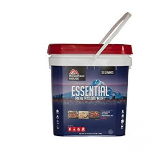 Mountain House Essential Bucket 9