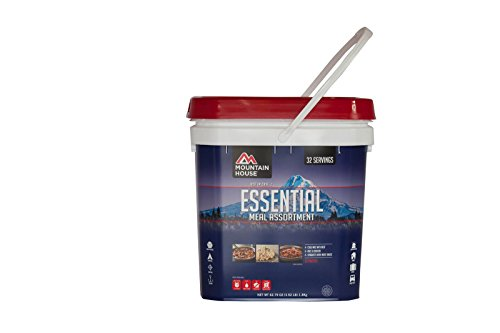 Mountain House Essential Bucket 6