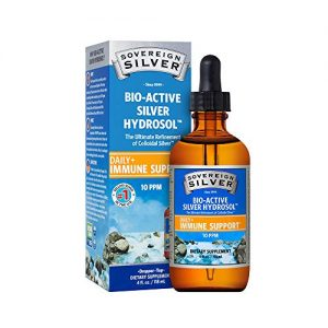 Bio-Active Silver Hydrosol 12