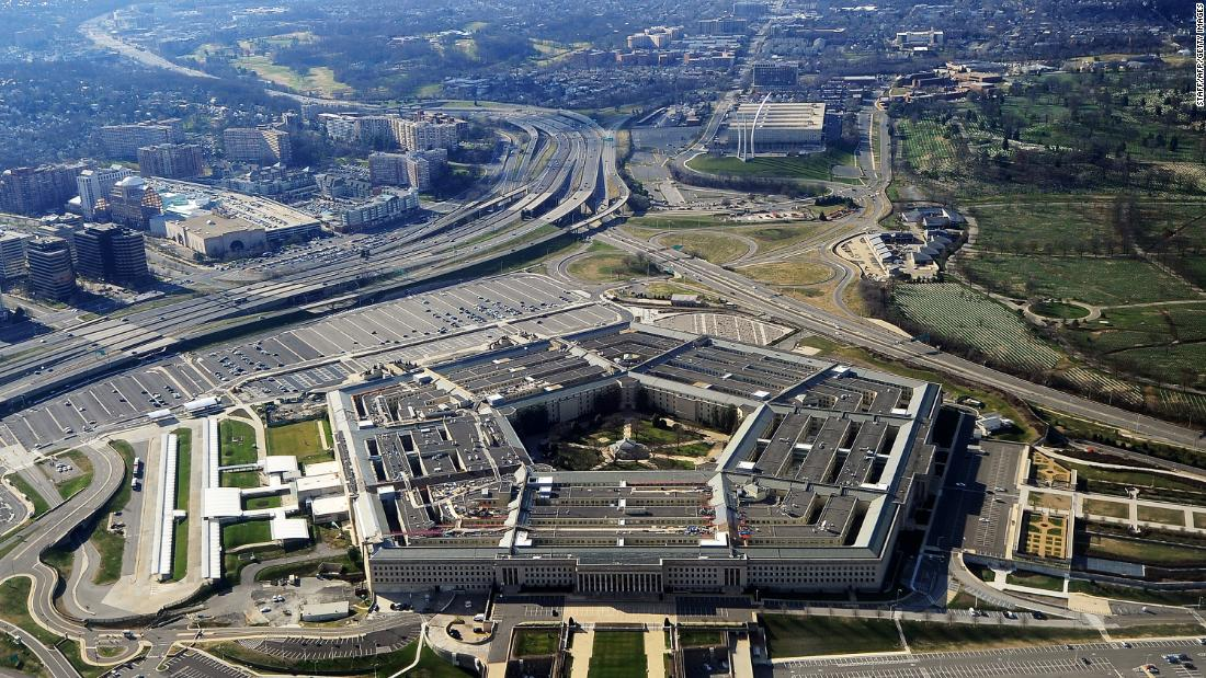 Read: US intelligence community's unclassified report on UFOs 1