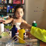 Parenting by FaceTime in Coronavirus Quarantine 2