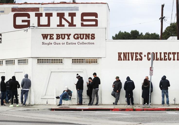 Some Struggle To Buy Guns as Coronavirus Shutdowns Linger 1