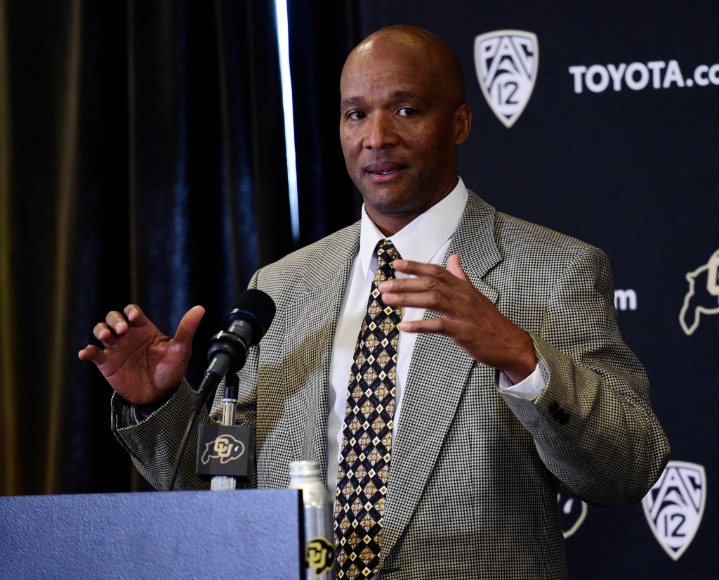 Karl Dorrell, CU Buffs can open football practice Friday 1