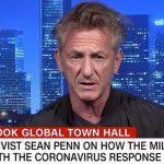 Sean Penn wants US military running coronavirus response 4