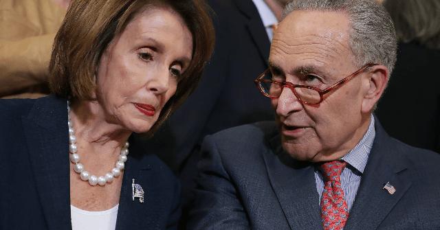 Nancy Pelosi, Chuck Schumer: GOP Coronavirus Aid Bill Going 'Nowhere' 1