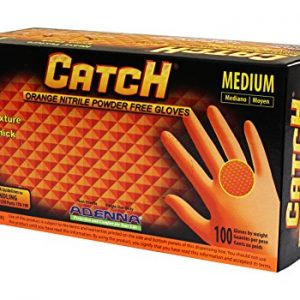 Adenna Catch Nitrile Gloves 10