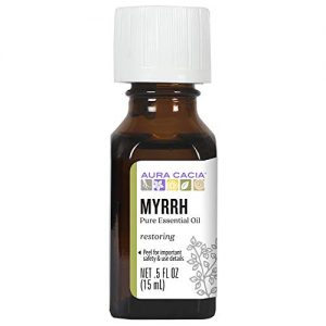 100% Pure Myrrh Essential Oil 9
