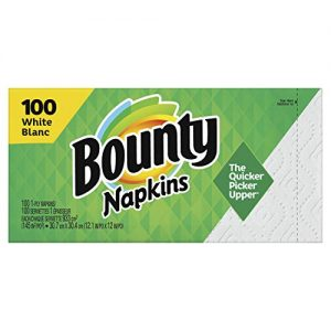Bounty Quilted Napkins 12