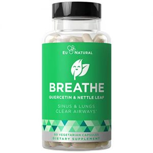 BREATHE Quercetin & Nettle Leaf 9