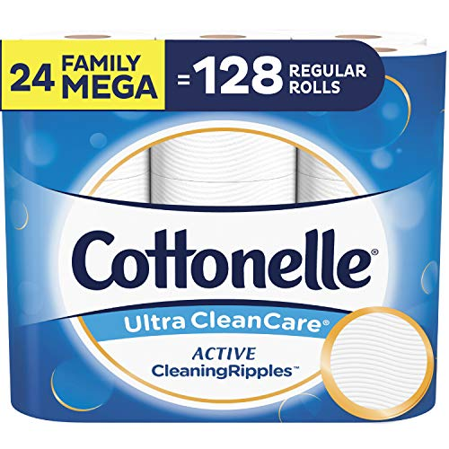Cottonelle Ultra Soft Toilet Paper 4