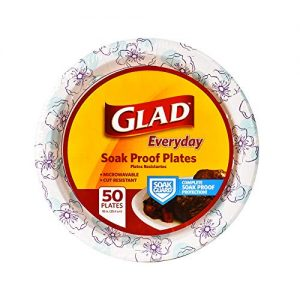 Round Disposable Paper Plates 18