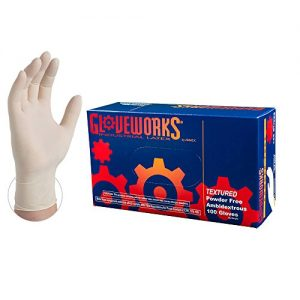 Gloveworks Nitrile Gloves 9