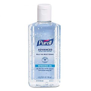 Pocket Hand Sanitizer 10