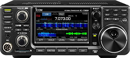 ICOM 7300 Direct Sampling Shortwave Radio 1
