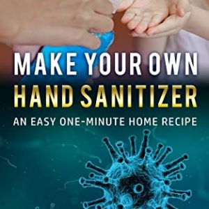 Make Your Own Hand Sanitizer Book 4