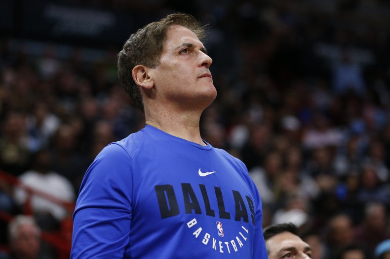 Dallas Mavericks Owner Mark Cuban Believes the NBA Will Have Widespread Coronavirus Testing Soon 1