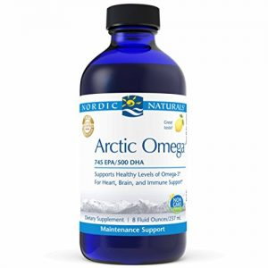 Arctic Omega Liquid Fish Oil 10