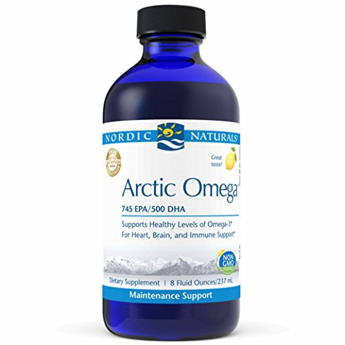 Arctic Omega Liquid Fish Oil 3