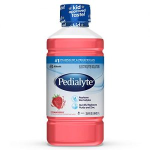 Pedialyte Electrolyte Solution 4