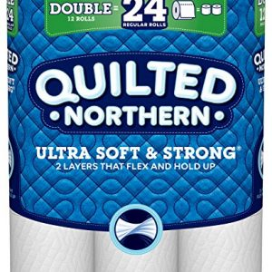 Quilted Northern Ultra Soft Toilet Paper 12
