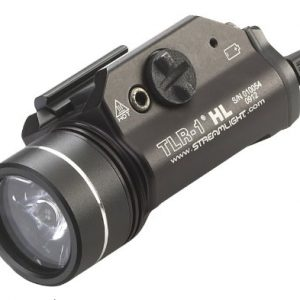 Streamlight 69260 TLR-1 HL Weapon Mount Tactical Flashlight 10