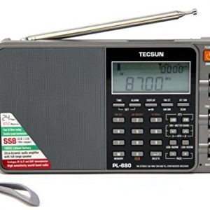 Tecsun PL880 - Longwave & Shortwave Radio with SSB 20