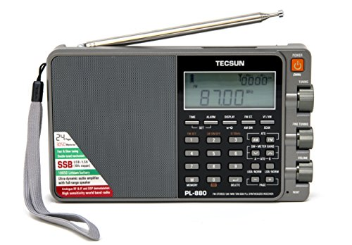 Tecsun PL880 - Longwave & Shortwave Radio with SSB 9