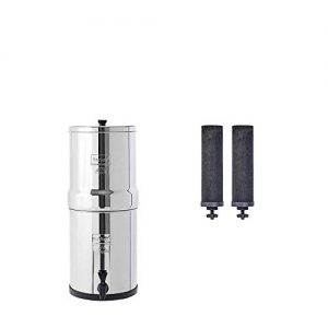 Travel Berkey Gravity-Fed Water Filter 12