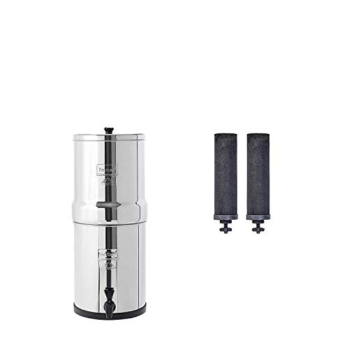 Travel Berkey Gravity-Fed Water Filter 8