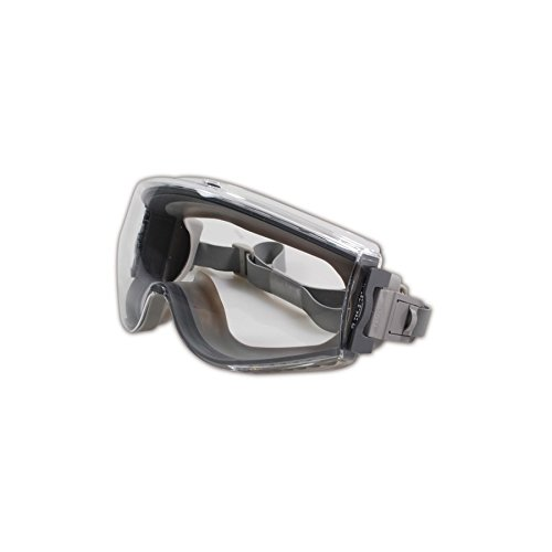 Uvex Stealth Safety Goggles with Uvextreme Anti-Fog Coating (S3960C)