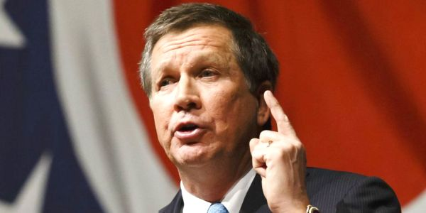 COVID-19 crisis helps John Kasich rediscover his faith in Jesus 1