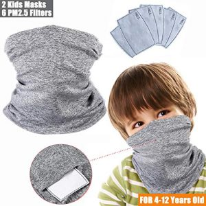 Kids Face Mask Corona Protection 8