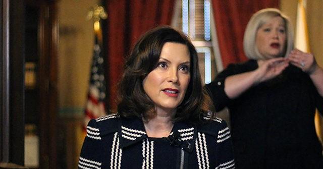 Detroit Democrat Lawmaker Rips Gretchen Whitmer's Coronavirus Nursing Home Policy: 'Not a Good Idea' 1