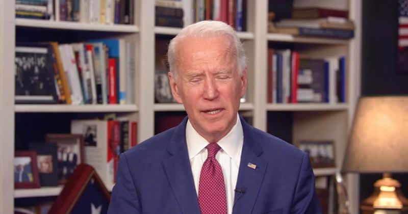 "Biden: ""Coronavirus Is Helping My Numbers"" 1"