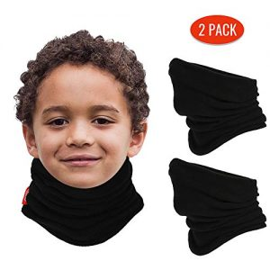 Kids Fleece Neck Gaiter 2