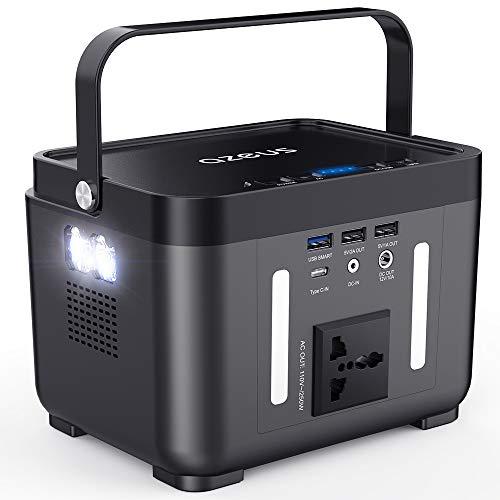 AZEUS Portable Power Station 6