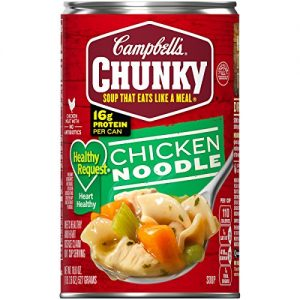 Campbell's Chunky Chicken Noodle Soup 2