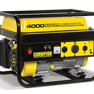 Champion 3500-Watt Portable Generator 20