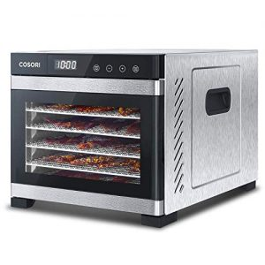 COSORI Premium Food Dehydrator Machine 17