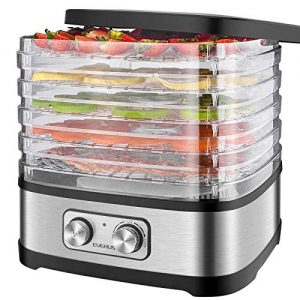 EVERUS Food Dehydrator 4