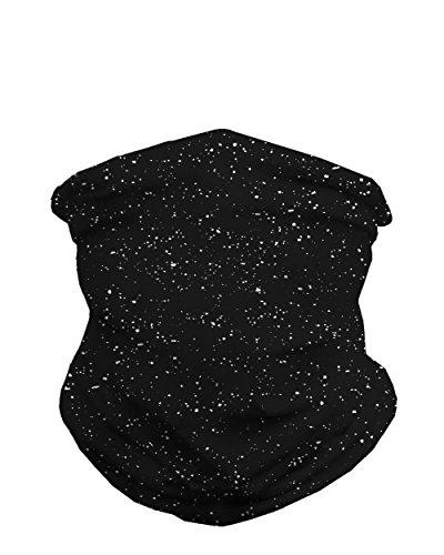 Black - Paint Splatter