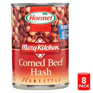 Mary Kitchen Hash 16