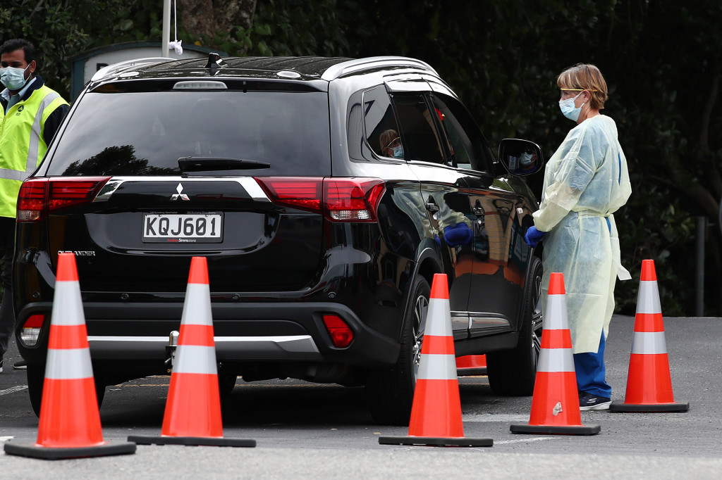 Only one coronavirus death reported in New Zealand amid strict lockdown 1