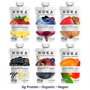 NOKA Superfood Pouches 12