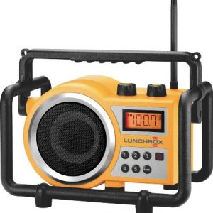 Sangean LB-100 Rugged Radio 8