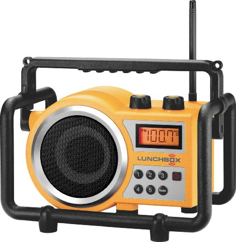 Sangean LB-100 Rugged Radio 6