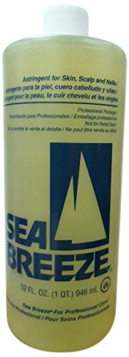 Sea Breeze Astringent For Skin, Scalp and Nails 32 Ounce