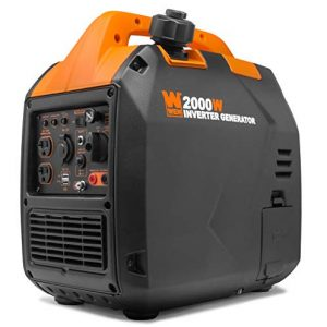 WEN Super Quiet Portable Inverter Generator 8