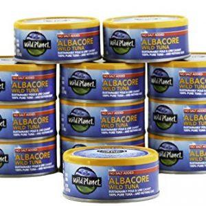Wild Planet Wild Albacore Tuna 20